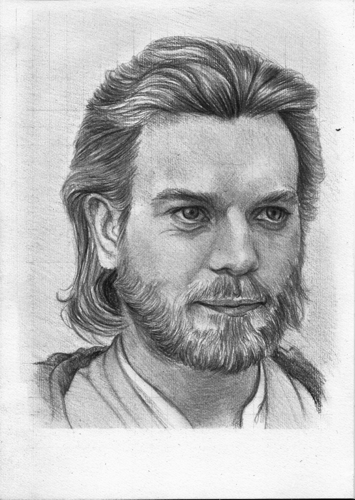 Ewan McGregor by Exalion